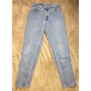 Levi's Jeans - Vintage Levi's 950 high waisted mom jeans